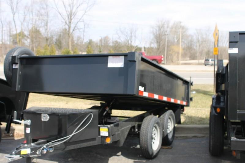 Quality Steel 5x10 Dump Trailer 5000# 2019 price call