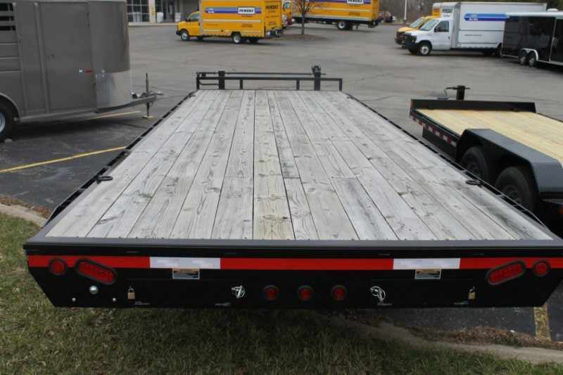 Load Trail Construction Deck Over 2018 price $5,250