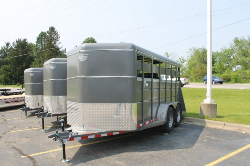 Valley 6.8'x16' Livestock Trailer 2019 price $6,699