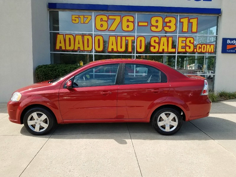 Chevrolet Aveo 2010 price $2,495
