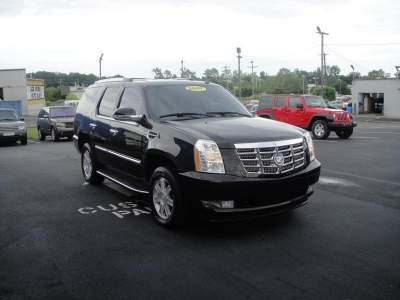 CADILLAC ESCALADE LUXURY 2007