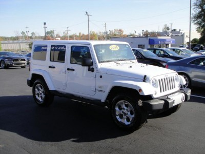 JEEP WRANGLER UNLIMI 2015