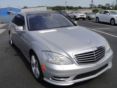 MERCEDES-BENZ S550 4MATIC 2012