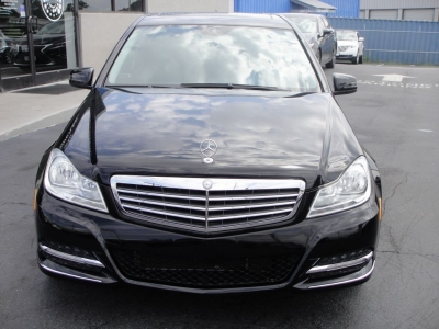 MERCEDES-BENZ C300 4MATIC 2012