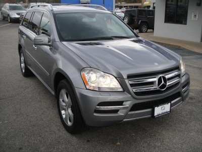 Mercedes-Benz GL450 4MATIC 2012