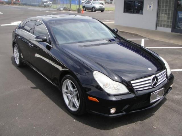 2006 Mercedes-Benz CLS550