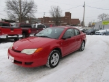 Saturn Ion Quad Coupe 2007