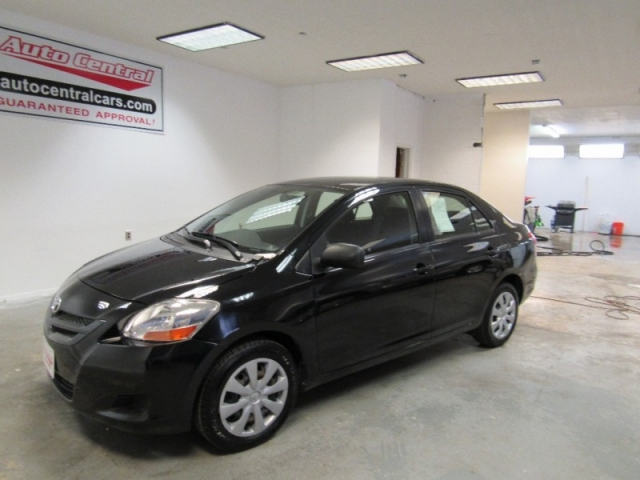 2007 Toyota Yaris 4dr Sdn Auto Base Inventory Auto Central