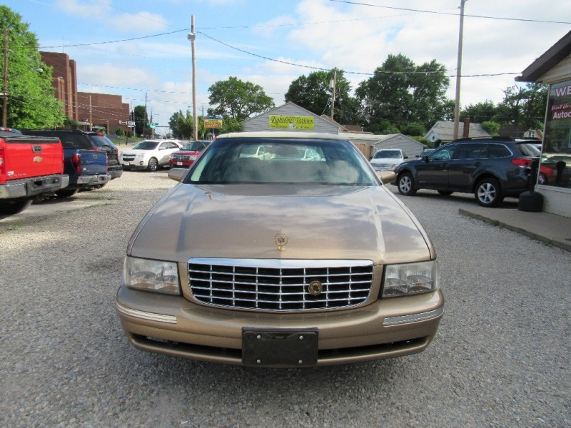 Cadillac DeVille 1999 price $3,295