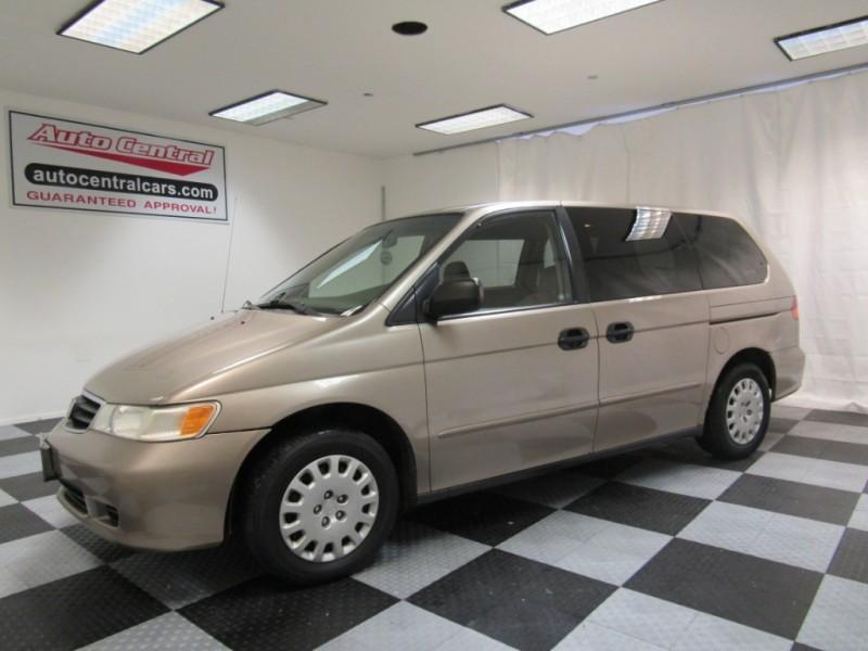 Honda Odyssey 2003 price $2,695