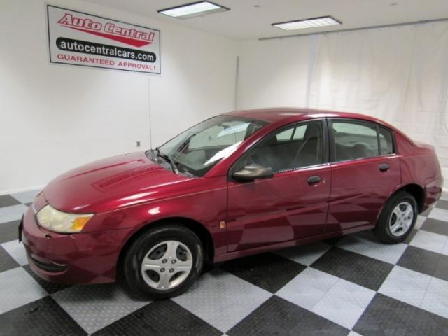 2004 Saturn Ion Sedan