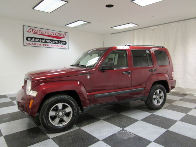 Jeep Liberty 2008 price $8,500