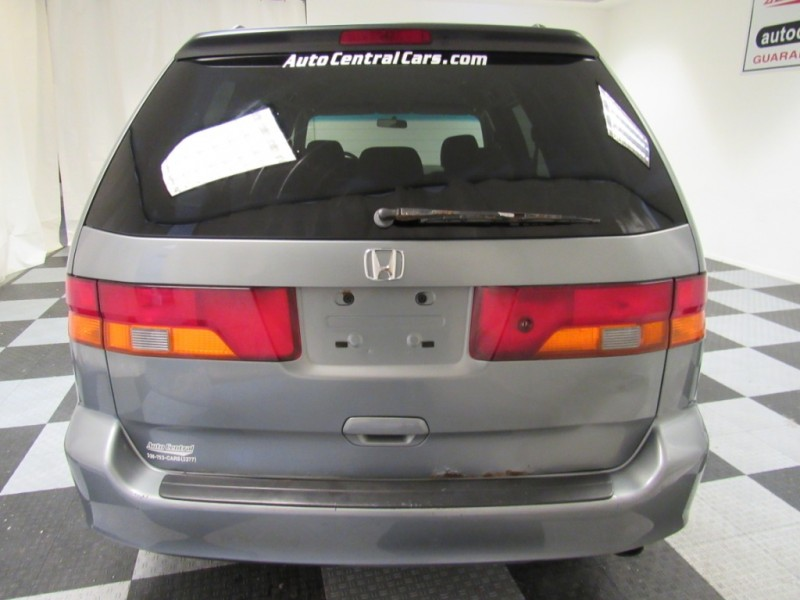 Honda Odyssey 2002 price $3,795