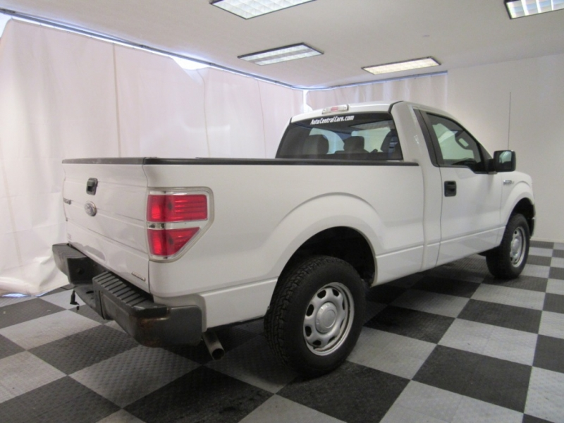 Ford F-150 2011 price $8,992