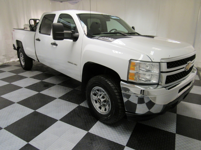 Chevrolet Silverado 3500HD 2013 price $20,992