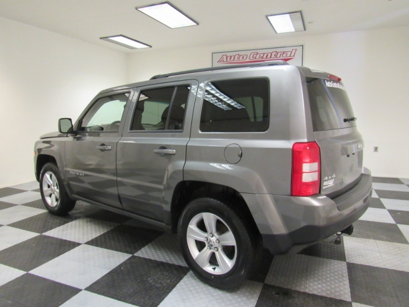 Jeep Patriot Sport 4X4 2013 price $7,701