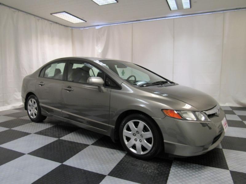 Honda Civic Sdn 2008 price $4,495