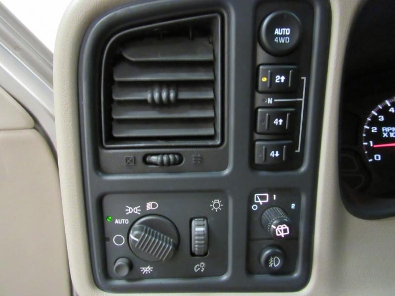 Chevrolet Tahoe 2003 price $5,995