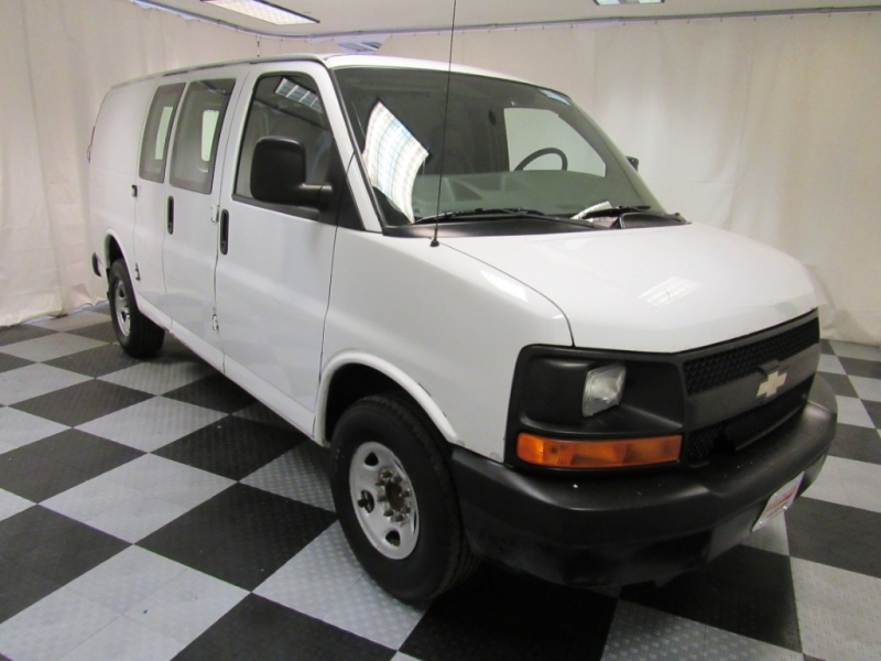 Chevrolet Express Cargo Van 2007 price $3,500