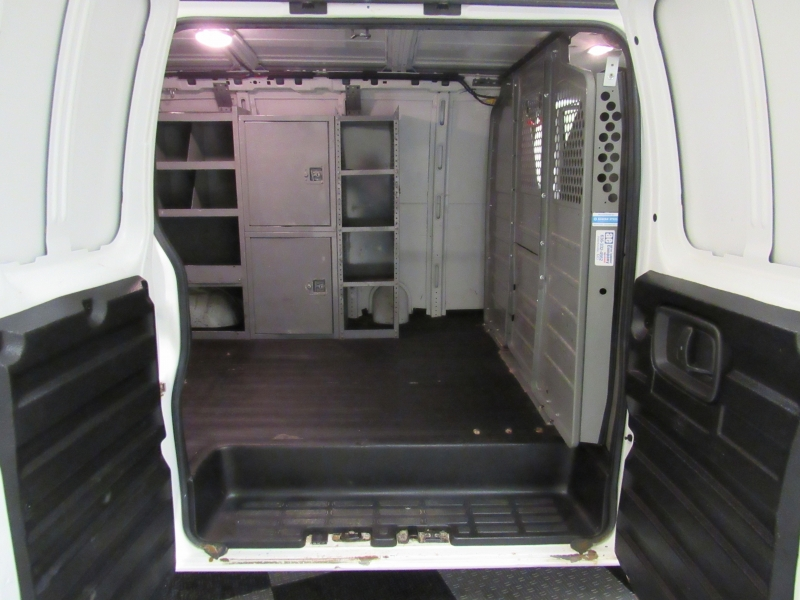 Chevrolet Express Cargo Van 2012 price $9,222