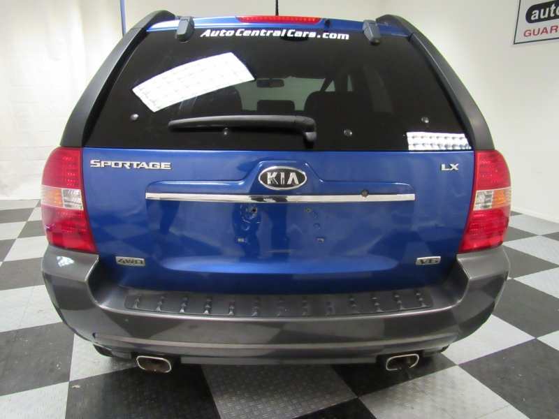 Kia Sportage 2008 price $3,995