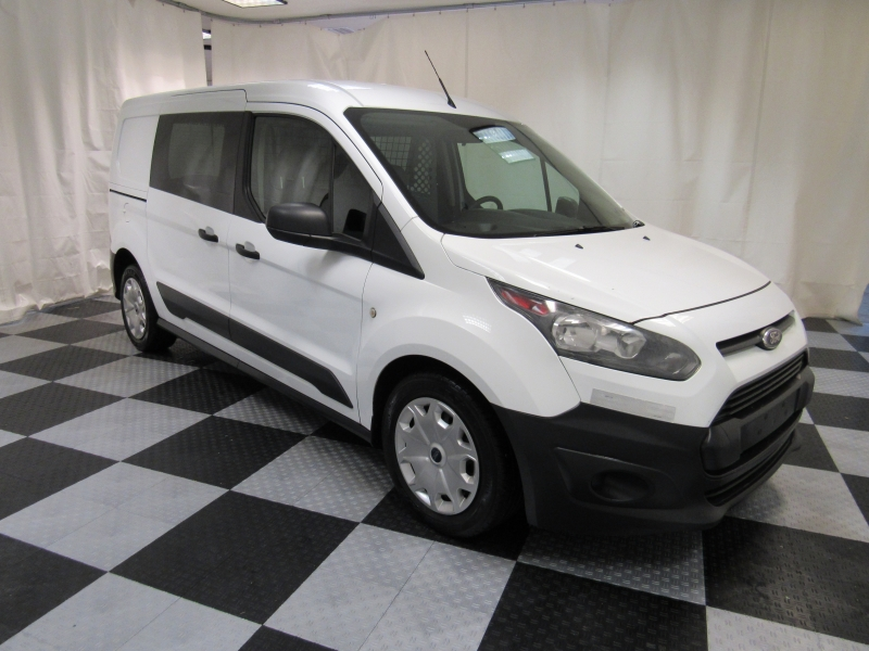 Ford Transit Connect 2016 price $9,981