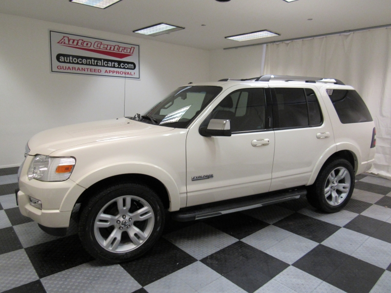 Ford Explorer AWD 2008 price $8,922