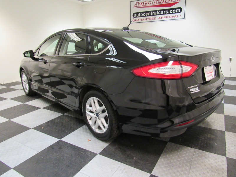 Ford Fusion 2016 price $7,922