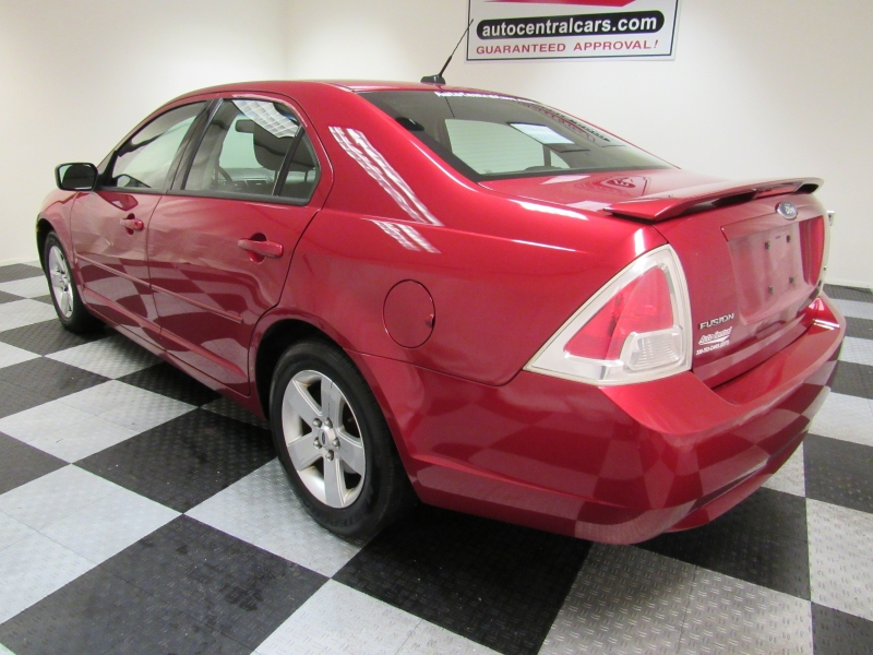 Ford Fusion 2009 price $3,495