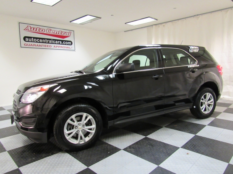 Chevrolet Equinox 2017 price $11,995