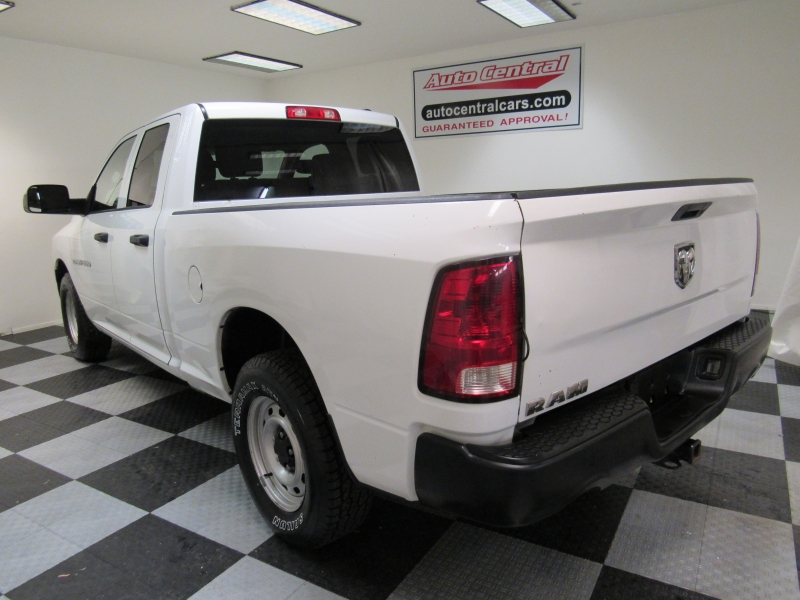 RAM 1500 4x4 2012 price $10,922