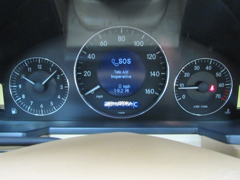Mercedes-Benz E-Class 2007 price $6,995