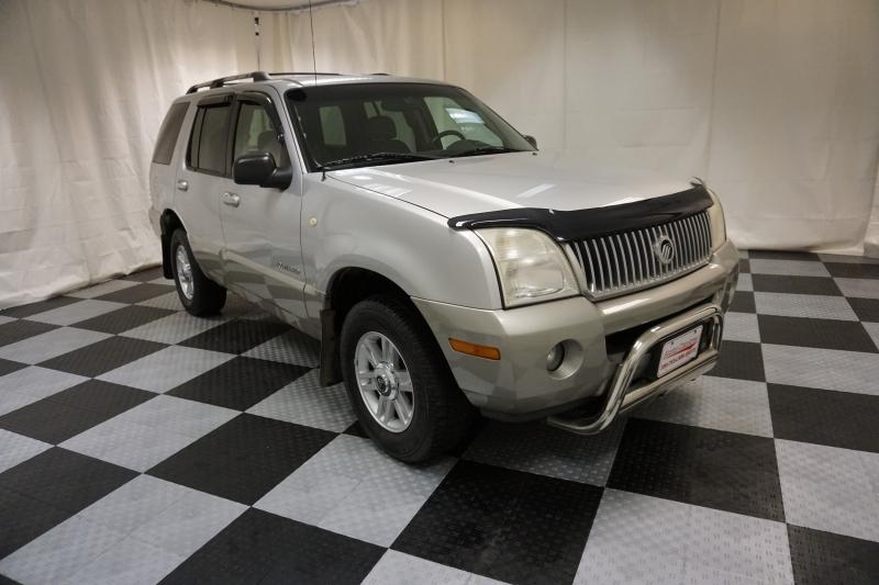 Mercury Mountaineer 2002 price $4,995