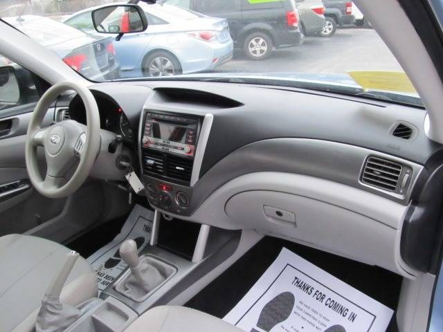 Subaru Forester 2012 price $6,782