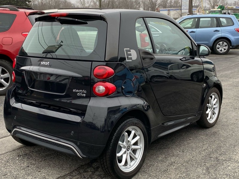 Smart fortwo electric drive 2016 price $6,771