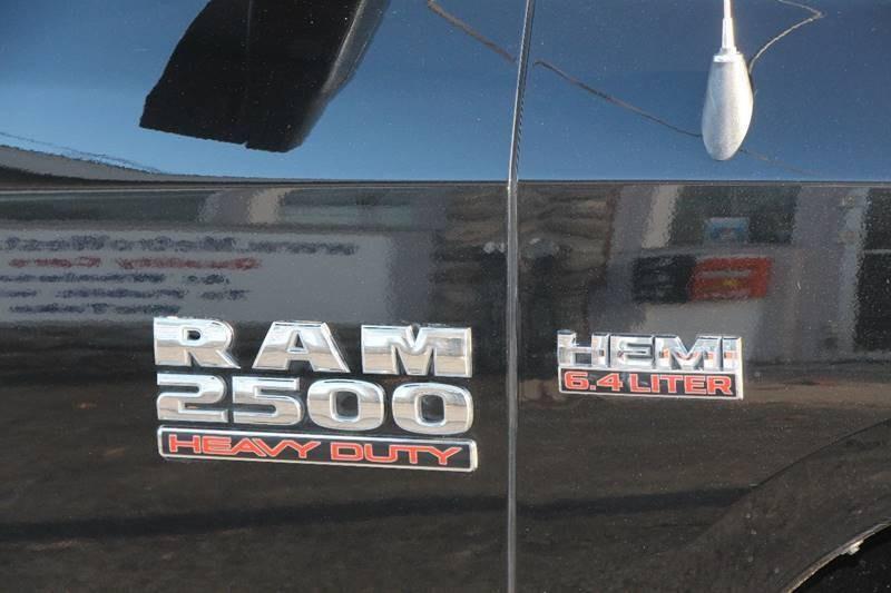RAM Ram Pickup 2500 2016 price $17,998