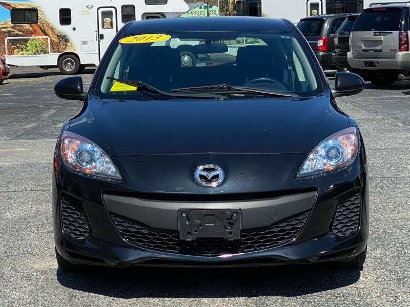 Mazda MAZDA3 2013 price $6,998