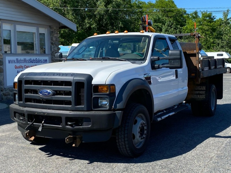 Ford F-450 Super Duty 2008 price $10,998