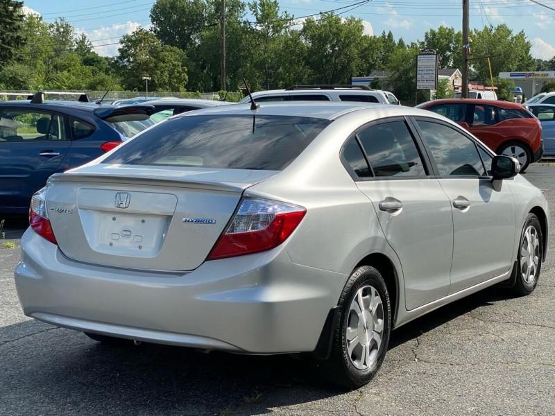 Honda Civic 2012 price $6,782