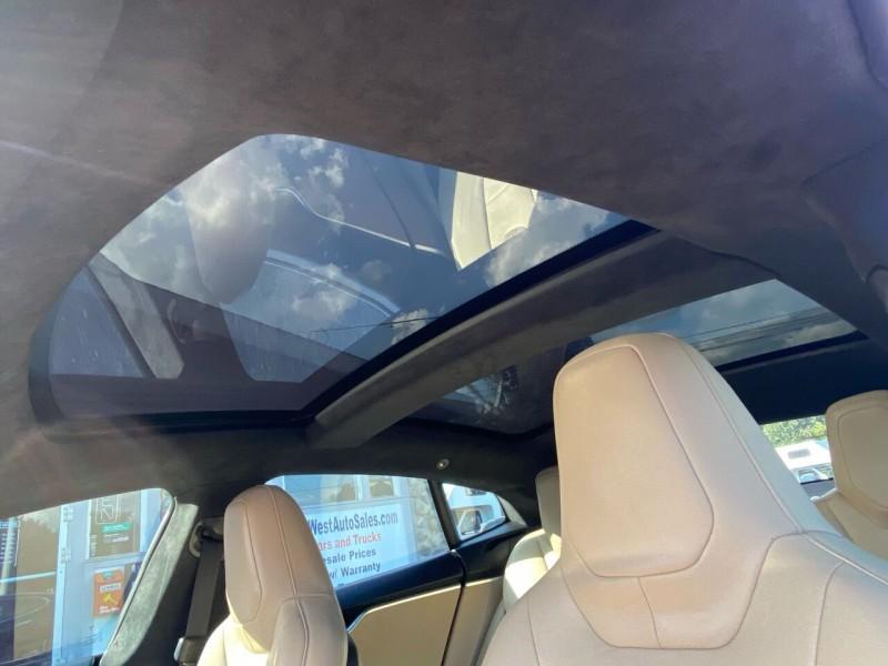 Tesla Model S 2015 price $54,988