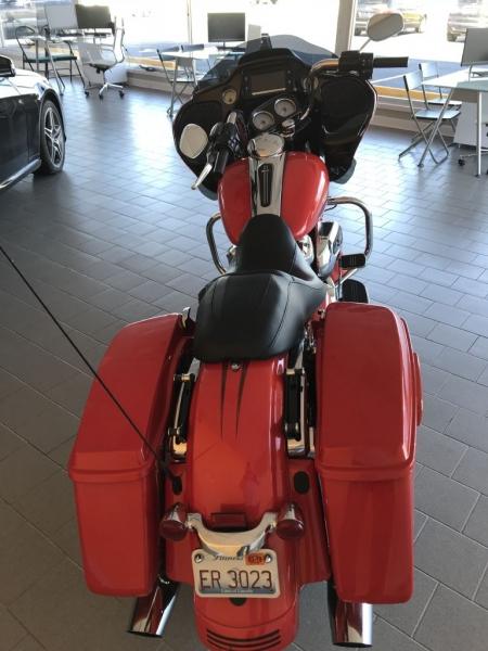 HARLEY DAVIDSON ROAD GLIDE SPEC 2017 price $18,900