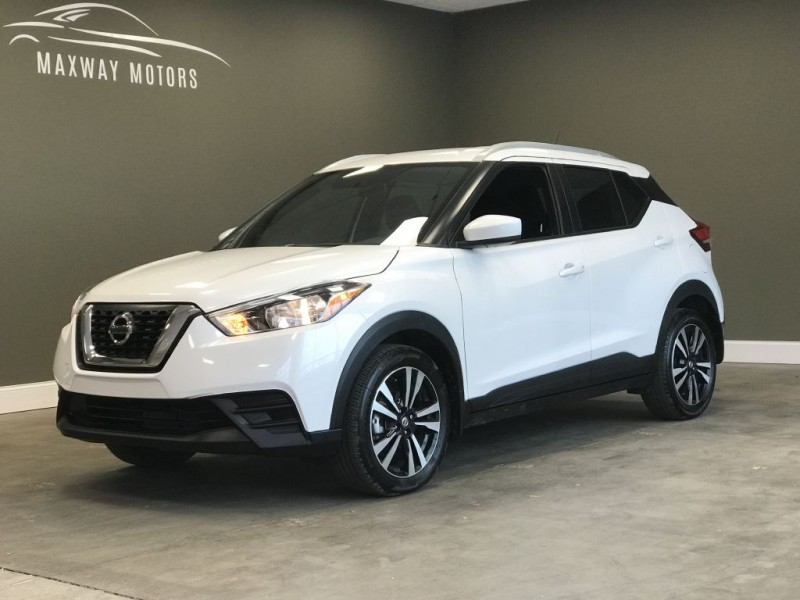 NISSAN KICKS 2018 price $13,555
