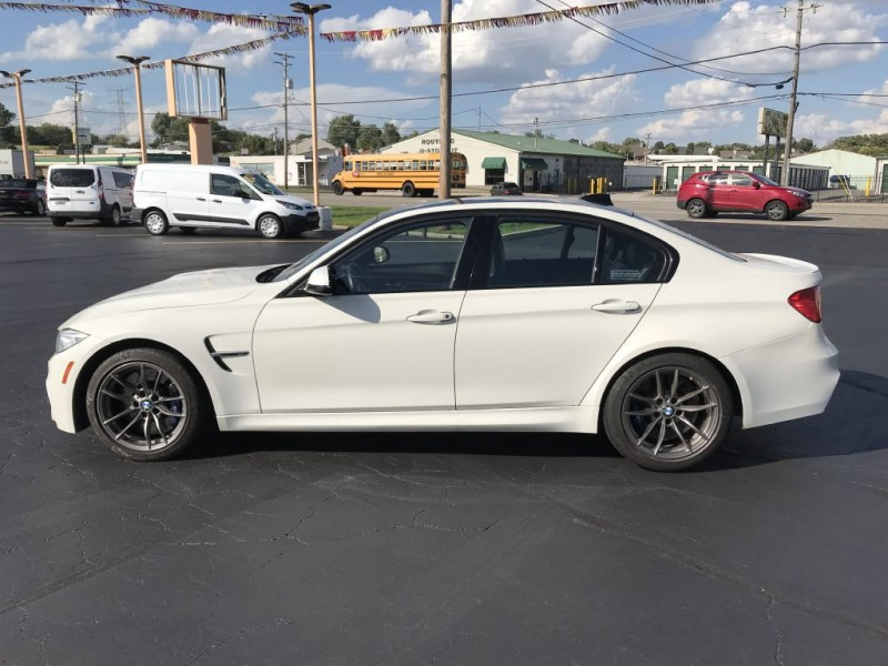 BMW M3 2015 price $34,500