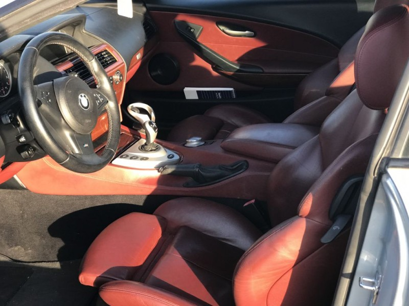 BMW M6 2007 price $13,900