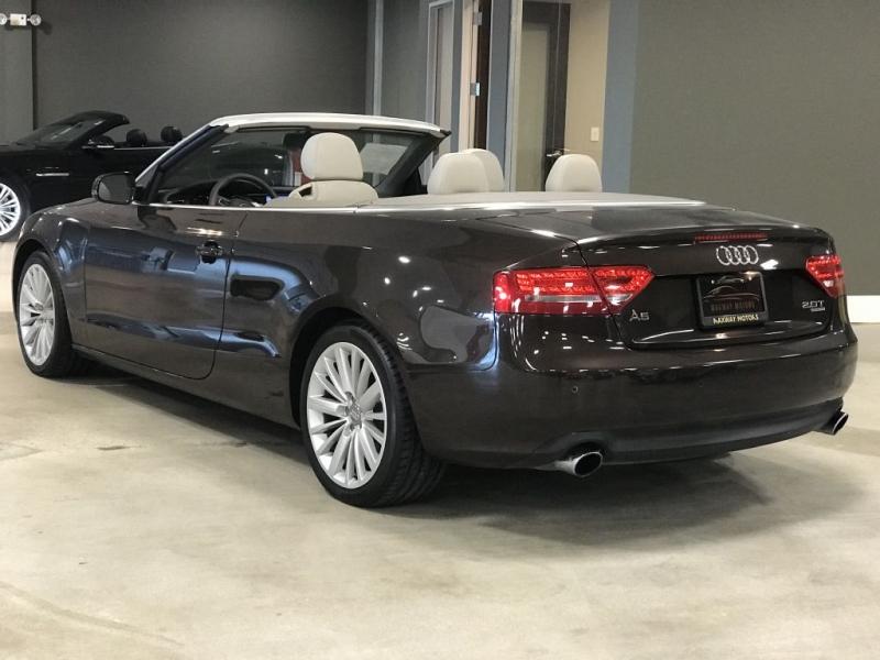 AUDI A5 2011 price $12,900