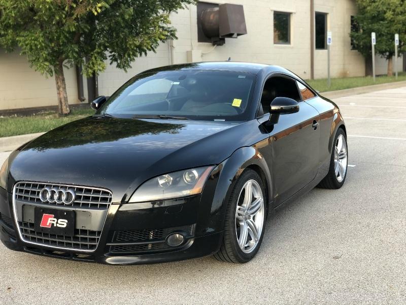 Tt Auto Sales >> 2008 Audi Tt 2dr Cpe Auto 2 0t Fronttrak