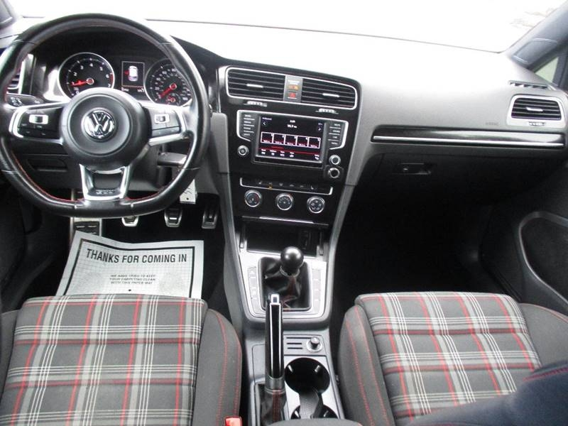 Volkswagen Golf GTI 2016 price $17,995