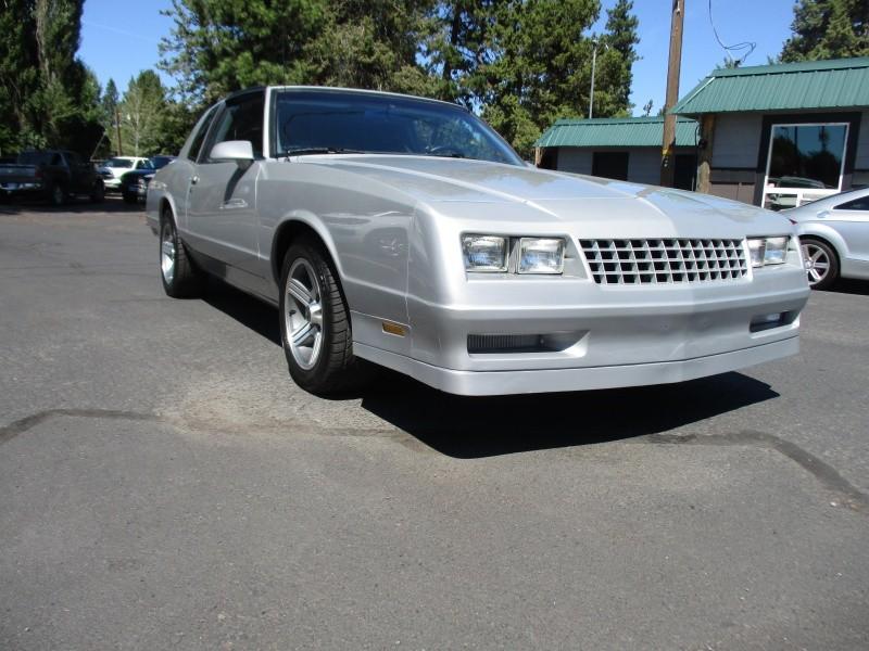 Chevrolet Monte Carlo 1987 price $14,995