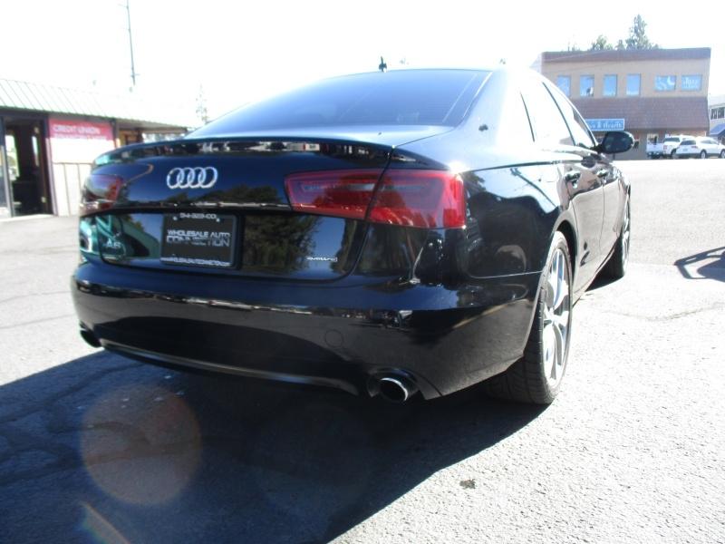 Audi A6 2013 price $13,995