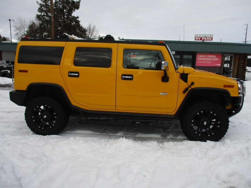 Hummer H2 2004 price $13,995